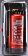 Feuerlöscherschutzhaube KWH - 6