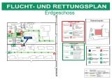 Erstellung Flucht- und Rettungspläne nach DIN ISO 23601