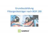 Grundausbildung zum Filtergeräterträger