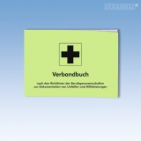 Verbandbuch Unfall-Dokumentation klein DIN A5